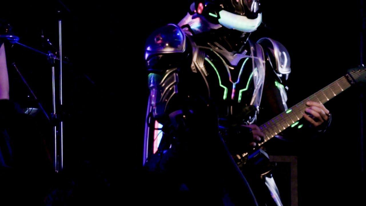 Lightning Speed Live M.V. official IRONBUNNY feat. Doug Aldrich