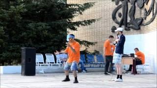 ДЦО ЗАРЯ Лето 2012,  2 смена!
