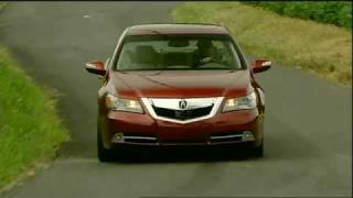 Acura RL 2009 Videos
