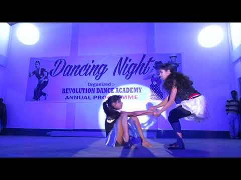 Revolution dance academy. Present by