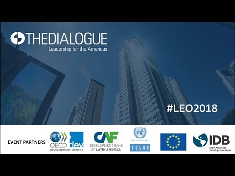 Latin American Economic Outlook 2018: Rethinking Institutions for Development