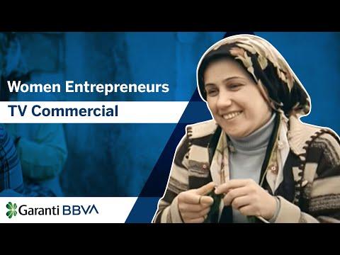 Women Entrepreneurs TV Commercial Video