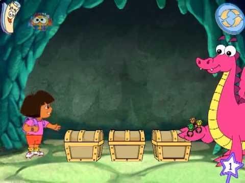 Даша путешественница и Диего мультфильм на русском! Вперед Диего приключение в джунглях! #игра