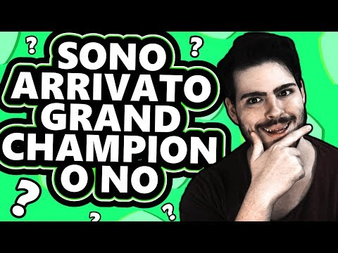 SONO ARRIVATO GRAND CHAMPION O NO? - Rocket League: 3v3 Standard - ITA #87 thumbnail