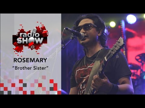 RadioShow tvOne : Rosemary - Brother Sister