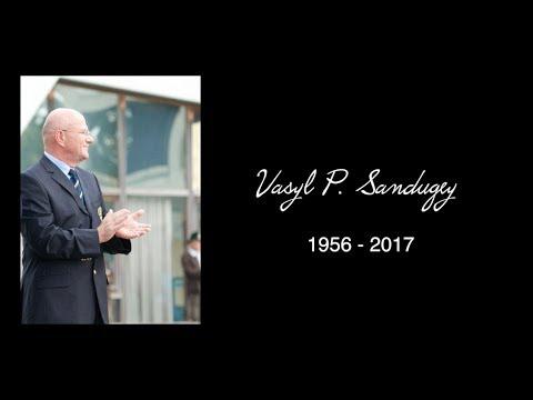 A Tribute to Vasily Sandugey