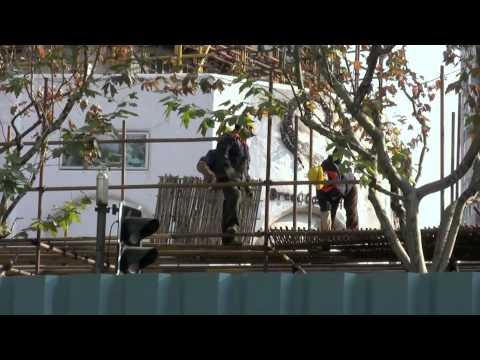Shanghai Teachers Apartments fire 2010