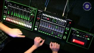 NAMM 2015 - AIRA MX-1 Mix Performer