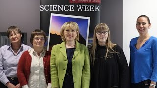 [Science Week 2016] Inspired by Science: women scientists tell their stories