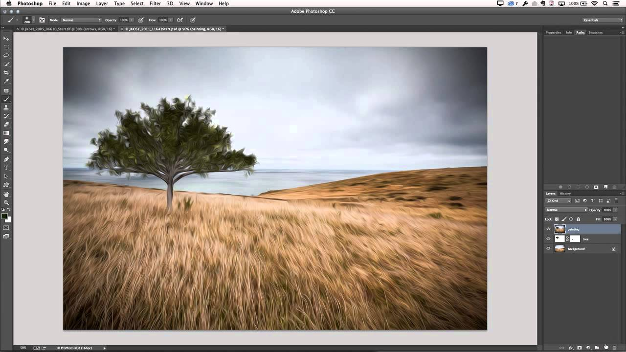 Hidden Gems in Photoshop CC