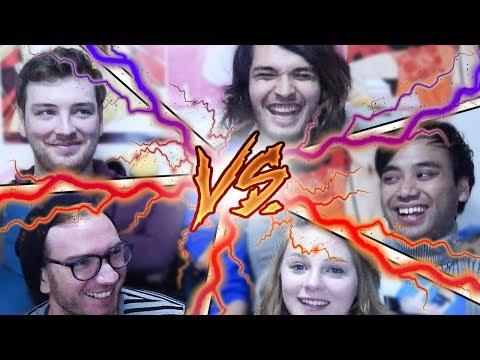 ANIME A-Z GAME!! (feat. Gigguk, CDawgVA, Sydsnap & BakaShift)