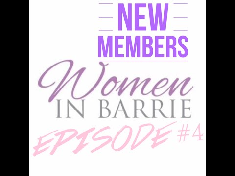 The NEW Women In Barrie Group