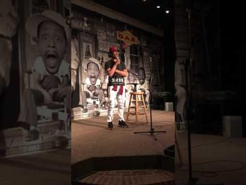 Comedian DJ Swole