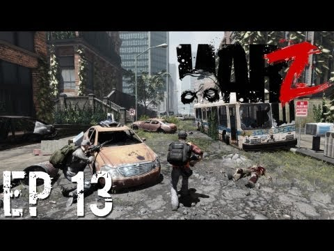 The War Z - PvP Against the Devs with M107 Fun | WarZ Gameplay