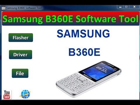 Samsung b360e flash file miracle box