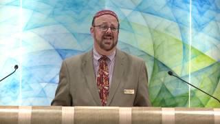 Rabbi Cory Weiss: 11-19-18