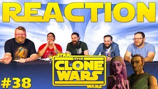 "Star Wars: The Clone Wars #38 REACTION!! ""The Deserter"""