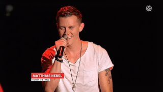 Matthias Nebel || Harry Styles - Sign of the Times || The Voice 2020 (Germany)