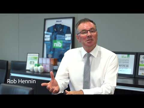 Rob Hennin, CEO, nib NZ