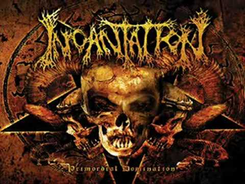 INCANTATION - Doctrines of Reproach