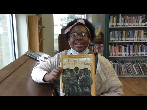 Storytime Happy Birthday Martin Luther King Youtube