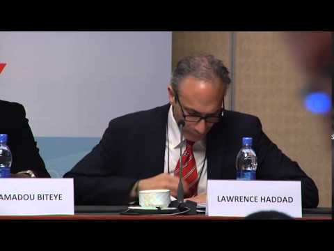 8C - Chair, Lawrence Haddad on Strengthening Governance and Accountability