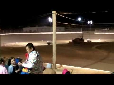 Pahrump Valley Speedway March 3rd IMCA modifieds Donald Riley 5150 car