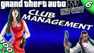 GTA IV TBoGT - ALL 8 CLUB MANAGEMENT MISSIONS [100% Walkthrough]