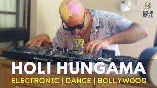 Download Holi Hungama | Dance Music | Bollywood Remixes | DJ Butter Skull | Electronic Bollywood Music | EDM