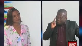 Revue de presse de Fabrice Nguéma du 09 avril 2019 SENTV