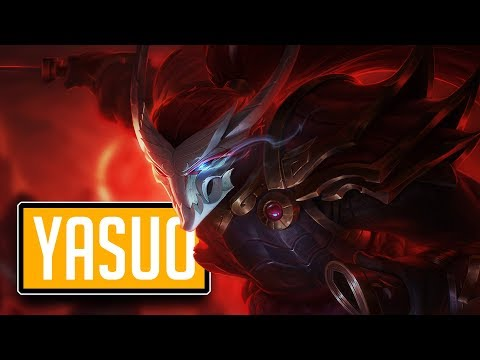 League of Legends #428: Yasuo Mid (CZ/Full HD/60FPS)