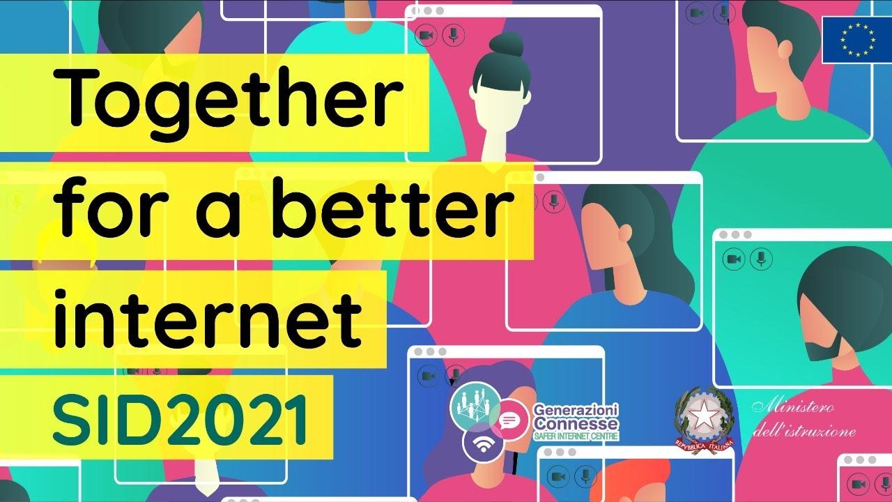 Safer Internet Day 2021 - YouTube