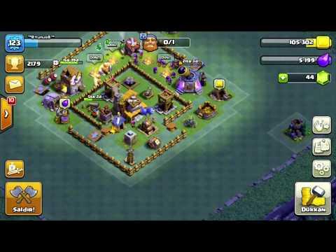 GÜNCELLEME İLE GELEN 8 BUG !! Clash of Clans