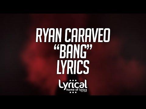 Ryan Caraveo - Bang Lyrics