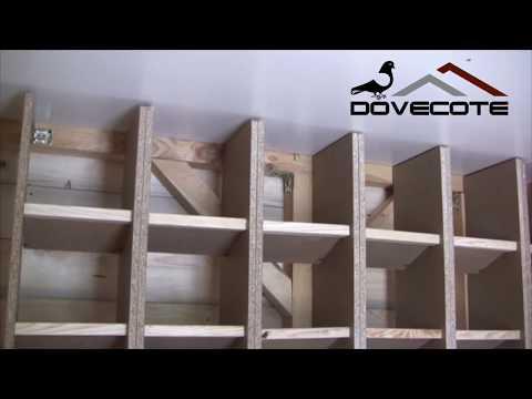 Dovecote - Pigeon house - equipment