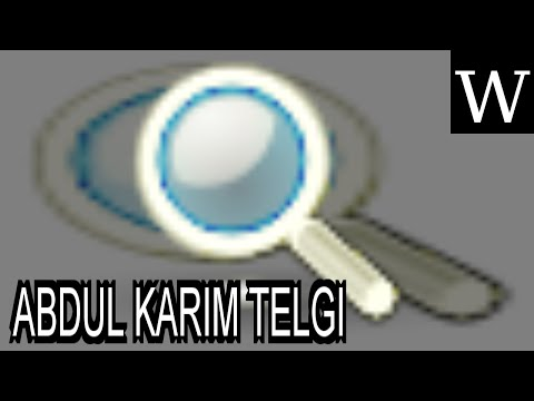 ABDUL KARIM TELGI - WikiVidi Documentary