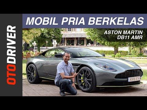 Aston Martin DB11 AMR 2018 | First Drive | OtoDriver