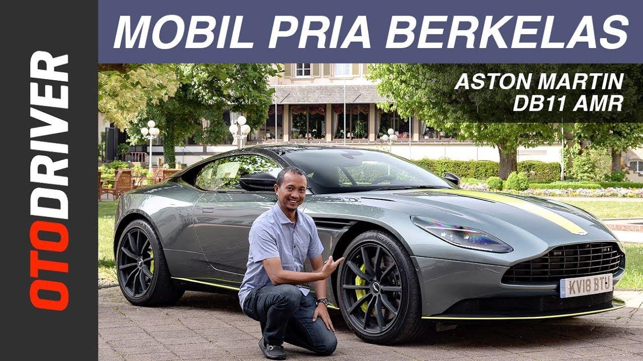 Aston Martin Db11 Amr 2018 First Drive Otodriver Youtube