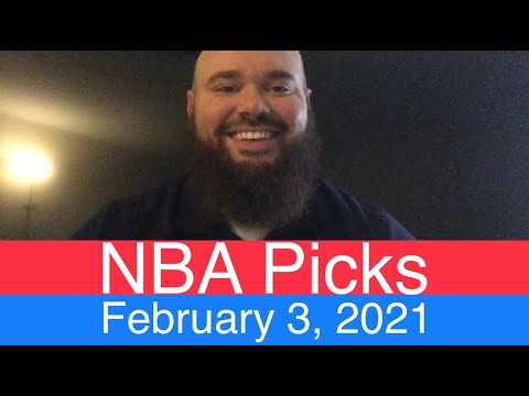 NBA Picks (2-3-21) Pro Basketball Expert Predictions - Daily Vegas Betting Lines - Free Plays & Odds