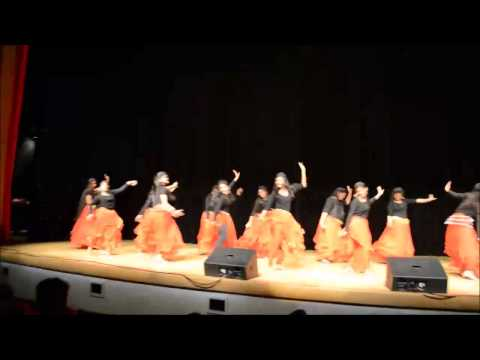 Maitri 2015 - University of Houston - Madhuri Dixit Tribute part 2