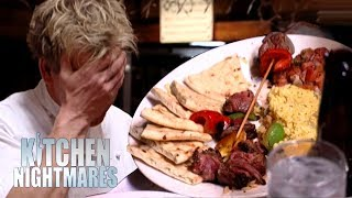 Customers Send Back 20 Frozen, RAW Dishes | Kitchen Nightmares