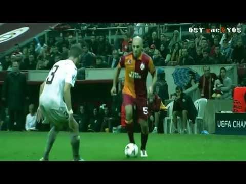 Nordin Amrabat Skills Galatasaray 2013 ᴴᴰ