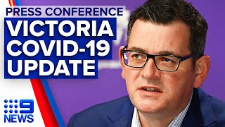 Coronavirus: New cases, aged care, door-to-door checks | 9 News Australia