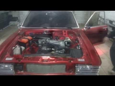 форд гранада с мотором 1JZ