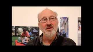 Arne Raanaas om Humans of Oslos utstilling