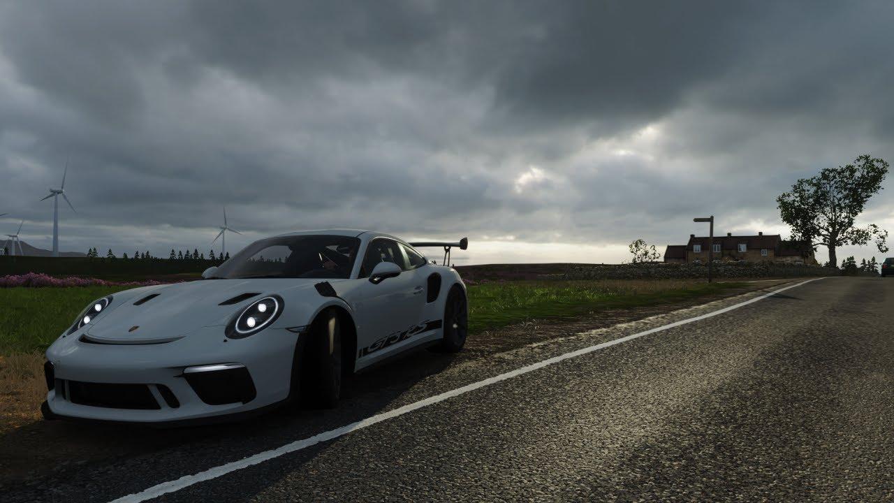 Forza Horizon 4 - 2019 Porsche 911 GT3 RS Cruise - YouTube