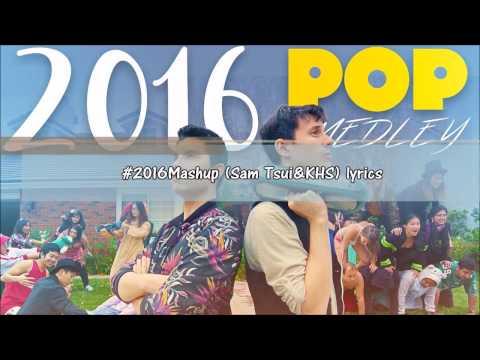 2016 POP MEDLEY/Epic Mannequin Challenge (Sam Tsui & KHS) lyrics