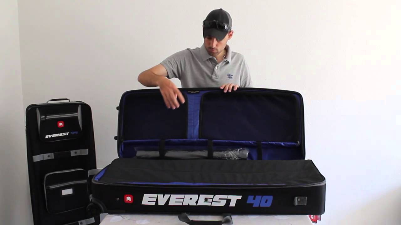 Legend Archery - Everest 40 & 44 - Valise pour Arcs ...