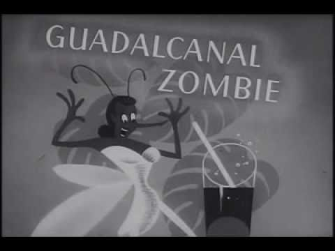 Private SNAFU - It's Murder She Says (1945) - WWII Cartoon