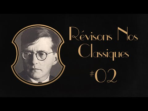 RNC#2 LE REBELLE - CHOSTAKOVITCH
